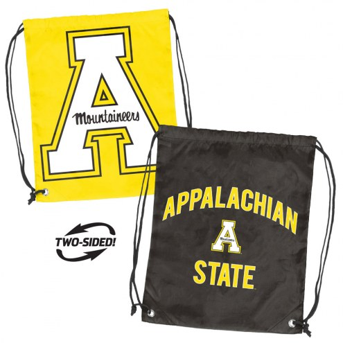 Appalachian State Mountaineers Doubleheader Backsack