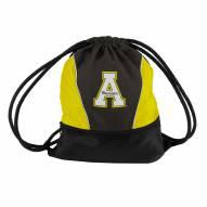 Appalachian State Mountaineers Drawstring Bag