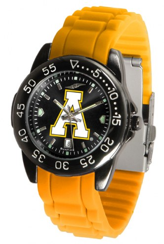 Appalachian State Mountaineers Fantom Sport Silicone Men's Watch