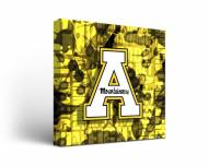 Appalachian State Mountaineers Fight Song Canvas Wall Art