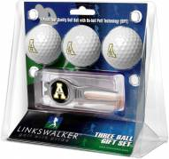 Appalachian State Mountaineers Golf Ball Gift Pack with Kool Tool