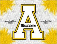 Appalachian State Mountaineers Logo Canvas Print
