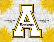 Appalachian State Mountaineers Logo Canvas Print