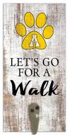 Appalachian State Mountaineers Leash Holder Sign
