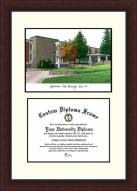 Appalachian State Mountaineers Legacy Scholar Diploma Frame