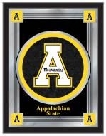 Appalachian State Mountaineers Logo Mirror