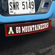 Appalachian State Mountaineers NCAA Light Up Hitch Cover