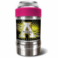 Appalachian State Mountaineers Pink 12 oz. Locker Vacuum Insulated Can Holder