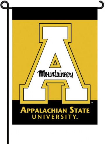 Appalachian State Mountaineers Premium 2-Sided Garden Flag