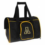 Appalachian State Mountaineers Premium Pet Carrier Bag