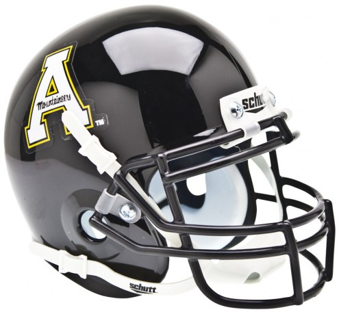 Appalachian State Mountaineers Schutt Mini Football Helmet