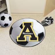 Appalachian State Mountaineers Soccer Ball Mat