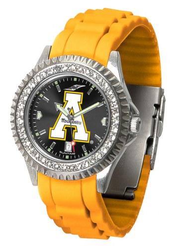 Appalachian State Mountaineers Sparkle Women's Watch