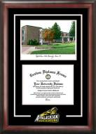 Appalachian State Mountaineers Spirit Diploma Frame with Campus Image