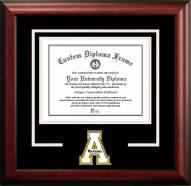 Appalachian State Mountaineers Spirit Diploma Frame