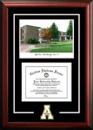 Appalachian State Mountaineers Spirit Graduate Diploma Frame