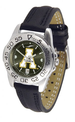 Appalachian State Mountaineers Sport AnoChrome Women's Watch