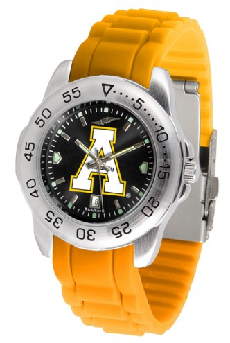 Appalachian State Mountaineers Sport Silicone Men's Watch