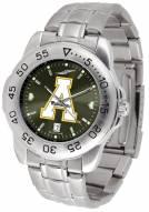 Appalachian State Mountaineers Sport Steel AnoChrome Men's Watch