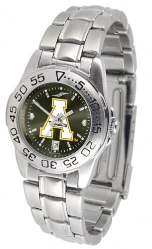 Appalachian State Mountaineers Sport Steel AnoChrome Women's Watch
