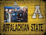 Appalachian State Mountaineers Team Name Clip Frame