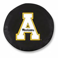Appalachian State Mountaineers Tire Cover
