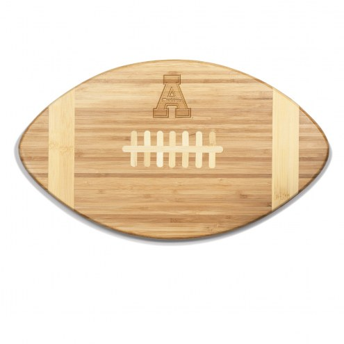 Appalachian State Mountaineers Touchdown Cutting Board