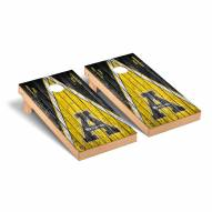 Appalachian State Mountaineers Triangle Weathered Cornhole Game Set
