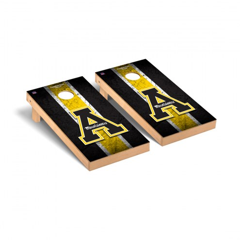 Appalachian State Mountaineers Vintage Cornhole Game Set