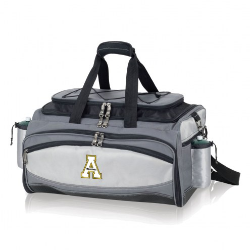 Appalachian State Mountaineers Vulcan Cooler & Propane Grill