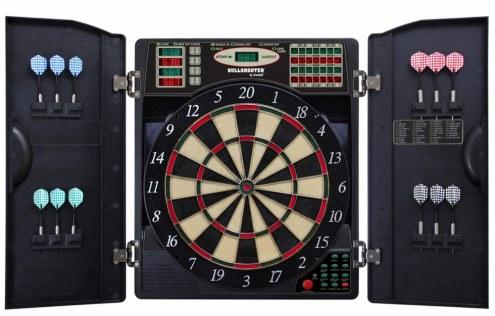 Arachnid Bullshooter E-Bristle 1000 Bristle Dart Board Cabinet Set