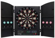 Arachnid Bullshooter Maurader 5.0 Bristle Dart Board Cabinet Set