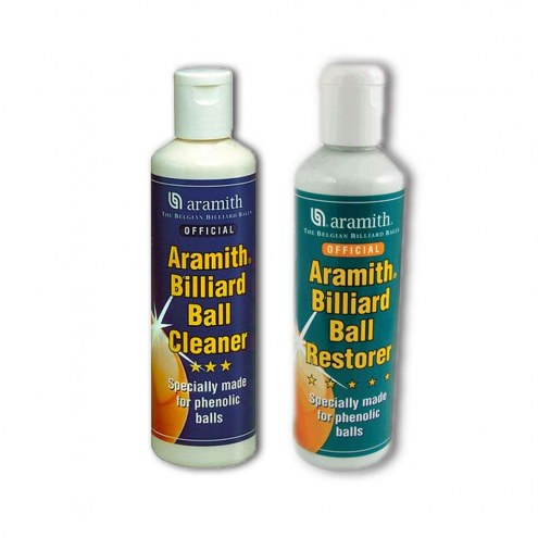 Aramith Billiard Ball Restorer and Cleaner