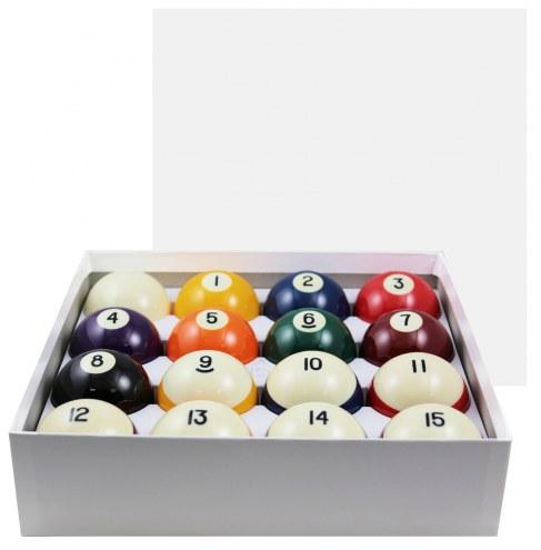 Aramith Crown Standard Belgian Billiard Balls