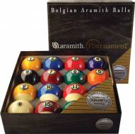 Aramith Pool Tournament 57.2 MM Billiard Ball Set