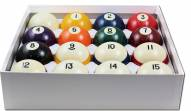 "Aramith Striped Standard 2 1/4"" Billiard Ball Set"