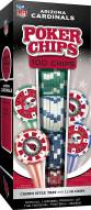 Arizona Cardinals 100 Piece Poker Chips