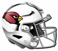 "Arizona Cardinals 12"" Helmet Sign"