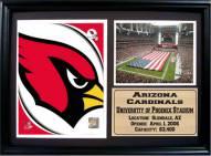 """Arizona Cardinals 12"""" x 18"""" Photo Stat Frame"""