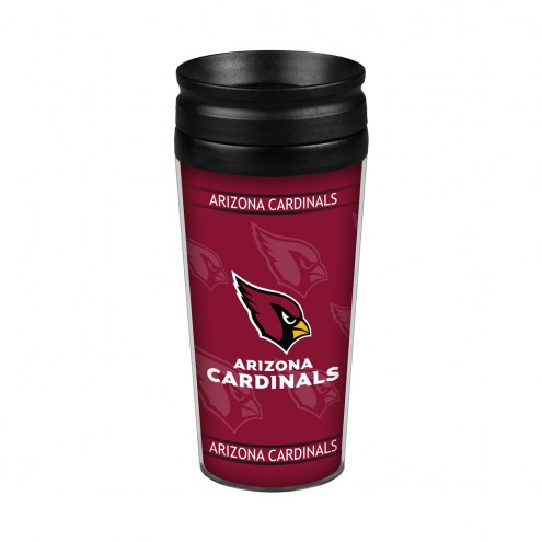 Arizona Cardinals 14 oz. Full Wrap Travel Mug