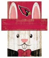 "Arizona Cardinals 19"" x 16"" Easter Bunny Head"