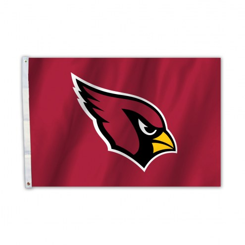 Arizona Cardinals 2' x 3' Logo Flag