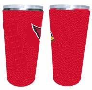 Arizona Cardinals 20 oz. Stainless Steel Tumbler with Silicone Wrap