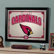 "Arizona Cardinals 23"" x 18"" Mirror"