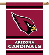 """Arizona Cardinals 28"""" x 40"""" Two-Sided Banner"""