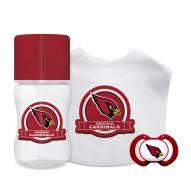 Arizona Cardinals 3-Piece Baby Gift Set