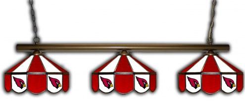 Arizona Cardinals 3 Shade Pool Table Light