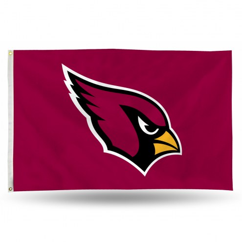 Arizona Cardinals 3' x 5' Banner Flag