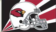 Arizona Cardinals 3' x 5' Helmet Flag