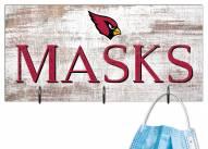 "Arizona Cardinals 6"" x 12"" Mask Holder"